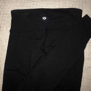Lululemon wunder under full length leggings